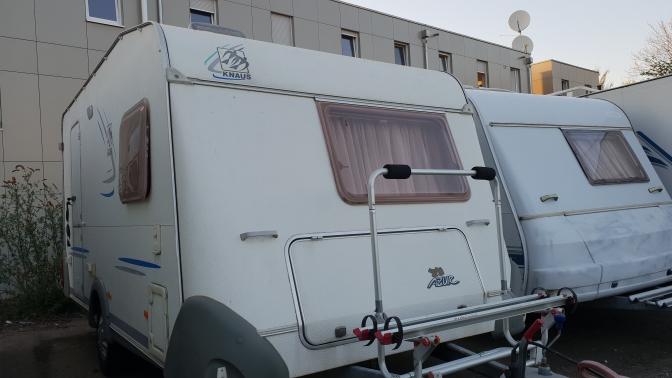 Knaus 400 TS